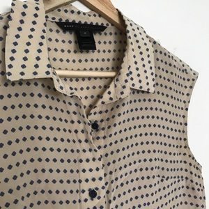 Marc by Marc jacobs silk blouse size 4